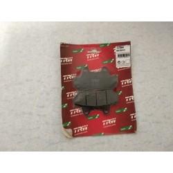 Remblokset TRW MCB512 Honda