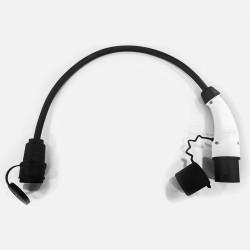 Adapterkabel oplaadpaal Carver
